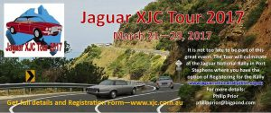 XJC Reunion Tour - March 2017