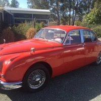 1964 MK11 Jaguar Automatic