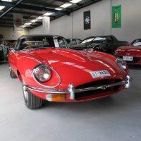 1970 Jaguar E type Series 2