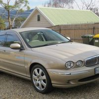 2004 Jaguar X-Type Saloon