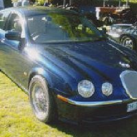 2001 S Type