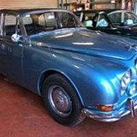 1966 S-Type 3.8 Auto