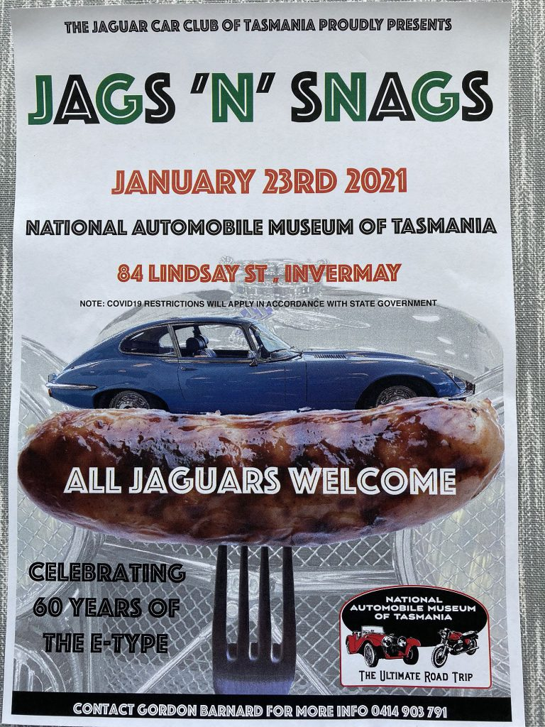 JAGZ  'N'  SNAGZ at the NAMT - DATE CHANGE